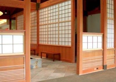 Shoji for large public space