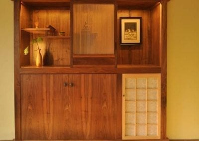 Tansu for home office